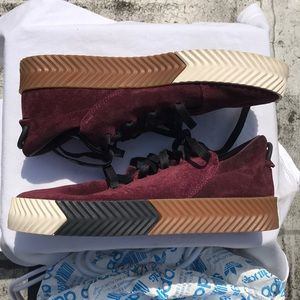Alexander Wang Shoes - ALEXANDER WANG x ADIDAS SKATE LOW NWT